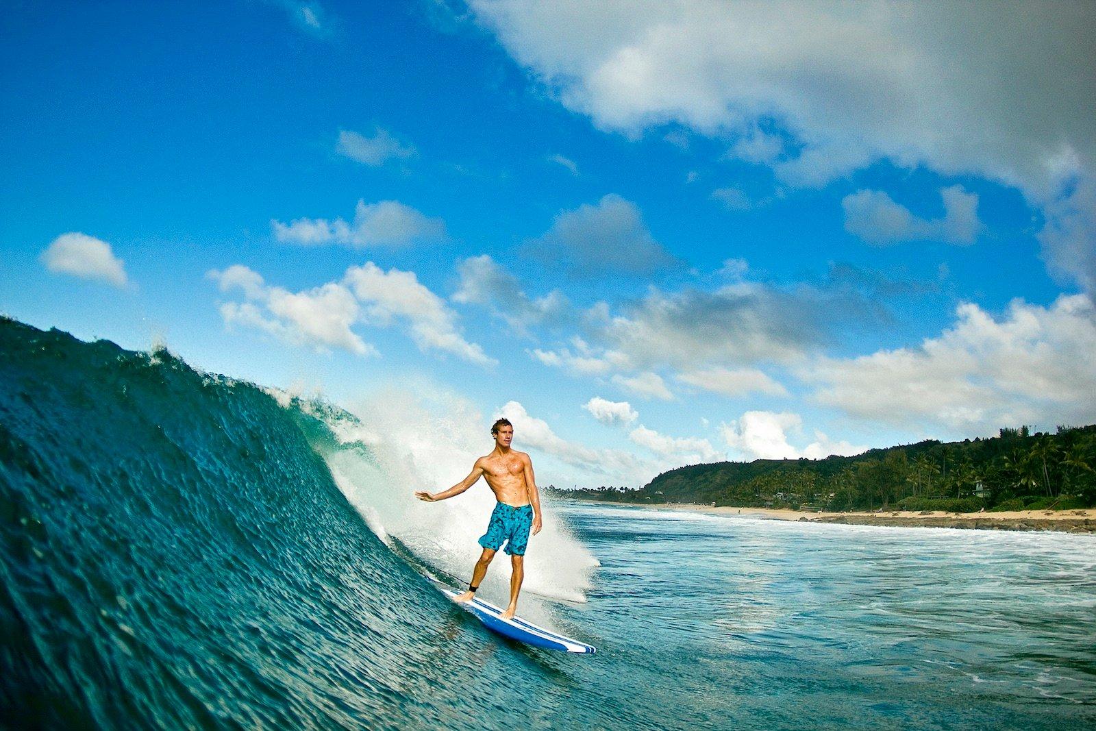 A Visual History Of Surfboard Fin Designs Surfline